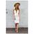 Unconditionally Peplum Midi Dress by Lioness