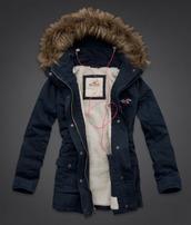 coat,navy,white,winter outfits,cold,faux fur coat,fur,faux fur jacket,blue