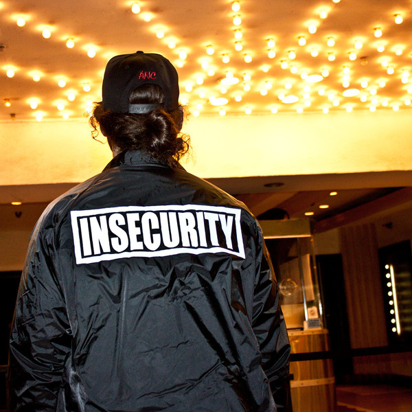 """""""insecurity"""