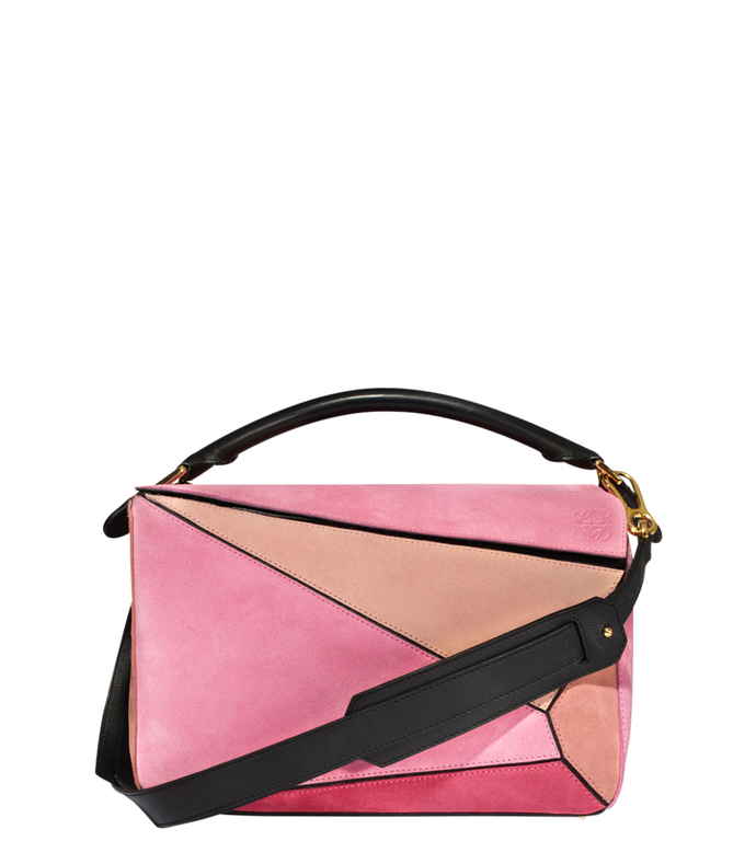 be84365a0 Loewe Puzzle Small Bag - ShopBAZAAR