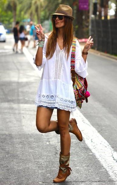 dress white dress white dentelle dress
