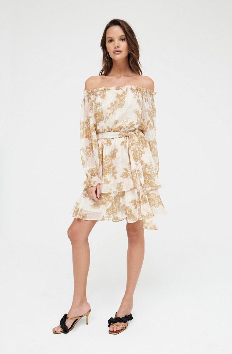 Vintage Eclipse Dress