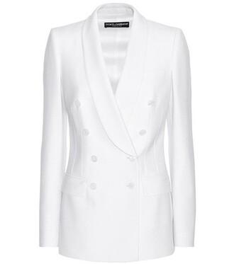 jacket wool jacket wool white