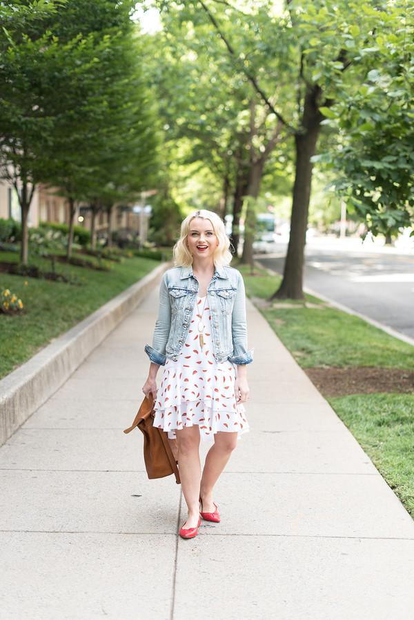 poor little it girl blogger dress tank top blouse jacket jewels