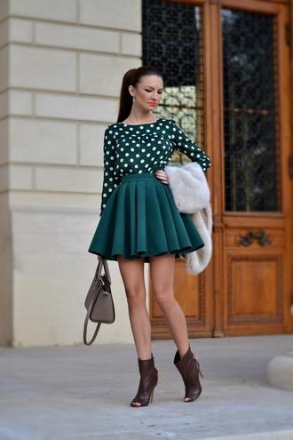 bag blouse blogger my silk fairytale