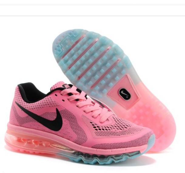 shoes nike pink pink sneakers low top sneakers
