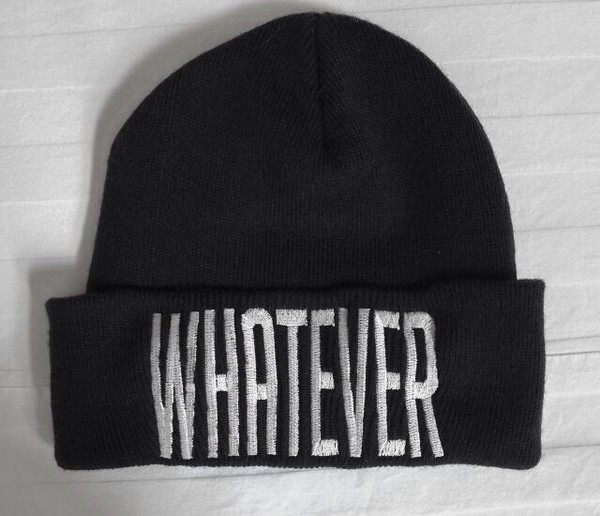 hat beanie whatever