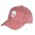 SUEDE ALIEN EMBROIDERY CAP
