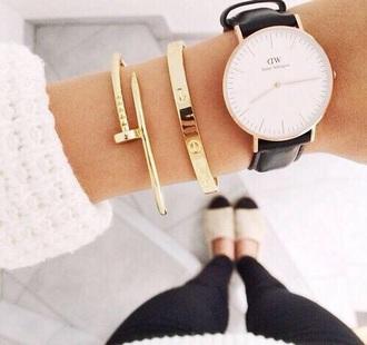 jewels clock bracelets