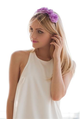 Shop Fashion Avenue - Flower Crown Headband