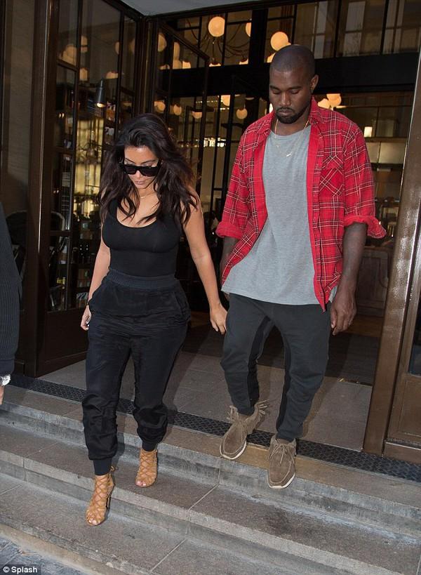 kim kardashian harem sweatpants harem pants