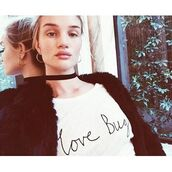 jewels,jewel cult,jewelry,necklace,choker necklace,black choker,black,model,model off-duty,celebrity style,celebrity,rosie huntington-whiteley,grunge,grunge jewelry,90s style,90s grunge