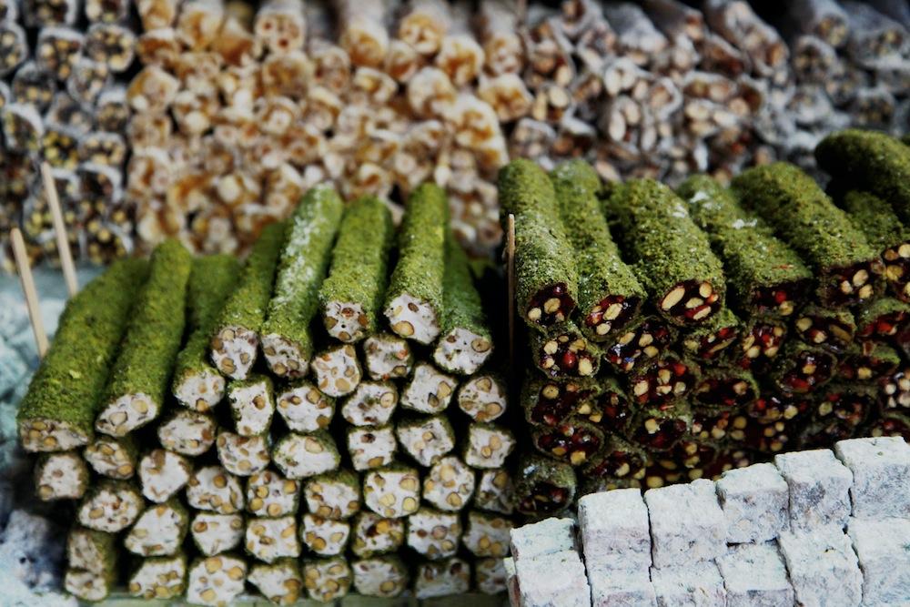 Istanbul Spice Market | Tuula
