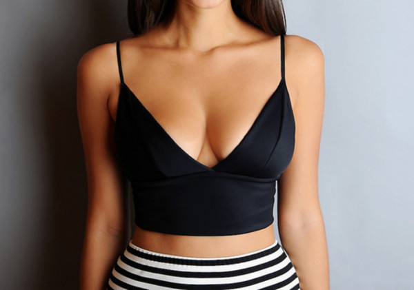 tank top crop tops black clothes luxury alexander wang bra crop cropped summer shirt black crop top short top crop tops top fashion style bralette black dress