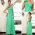 2013 Designer Ballkleider mit One-Shoulder-Grün Chiffon