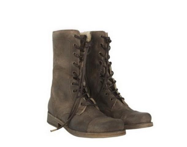 shoes combat boots