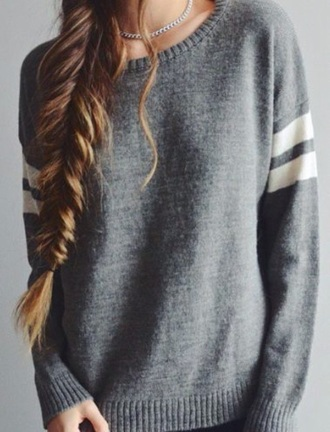 sweater cute winter outfits grey sweater cute sweaters