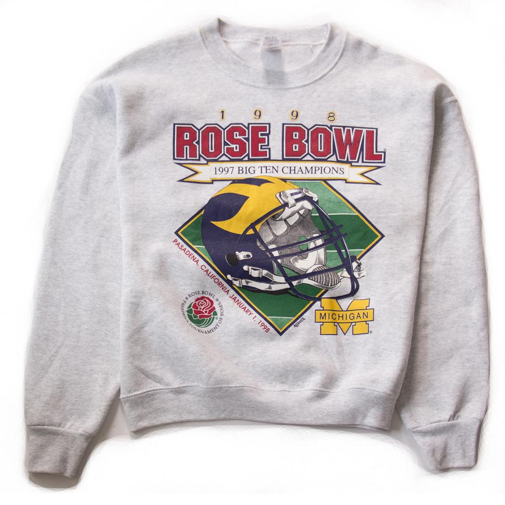 Rose bowl u of m