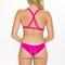 Frankie's bikinis - raspberry marina bottom | boyshort bikini