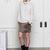 Big Knit Sweater - Ivory | Emerson Fry