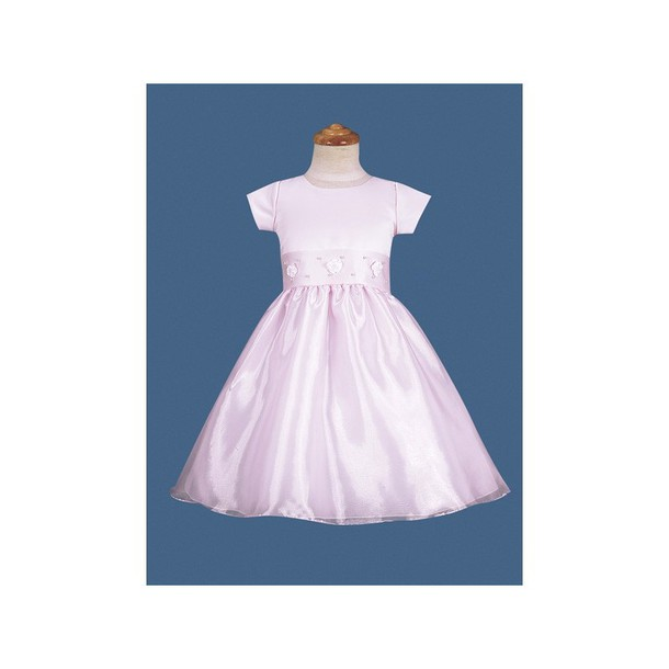 dress bridesmaids ring a line prom gowns pink wedding dress high-low dresses