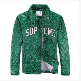 coat supreme