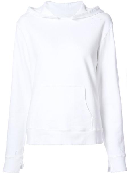 rta hoodie women white cotton sweater