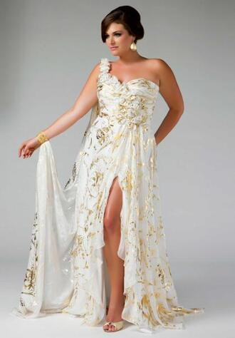 Plus Size Prom Dress - Shop for Plus Size Prom Dress on Wheretoget