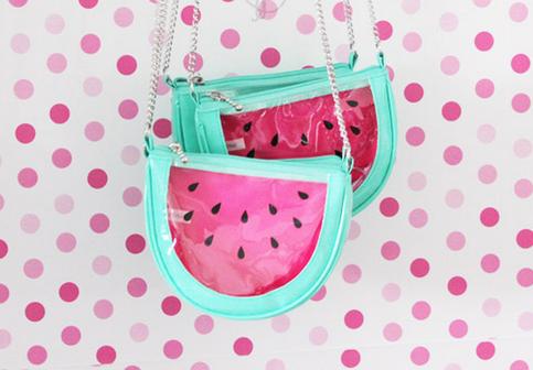 Watermelon Bag from Knee Deep Denim on Storenvy