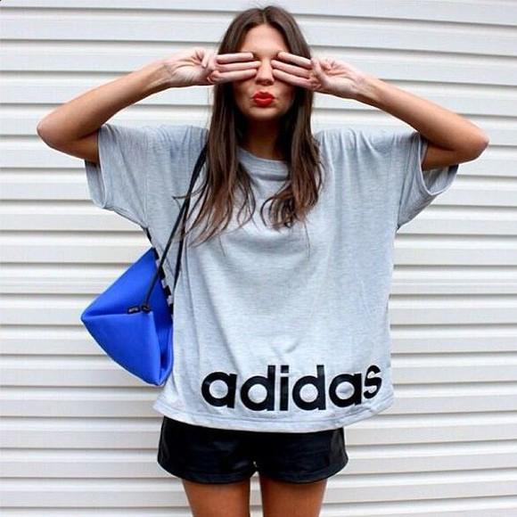 adidas top adidas shirt