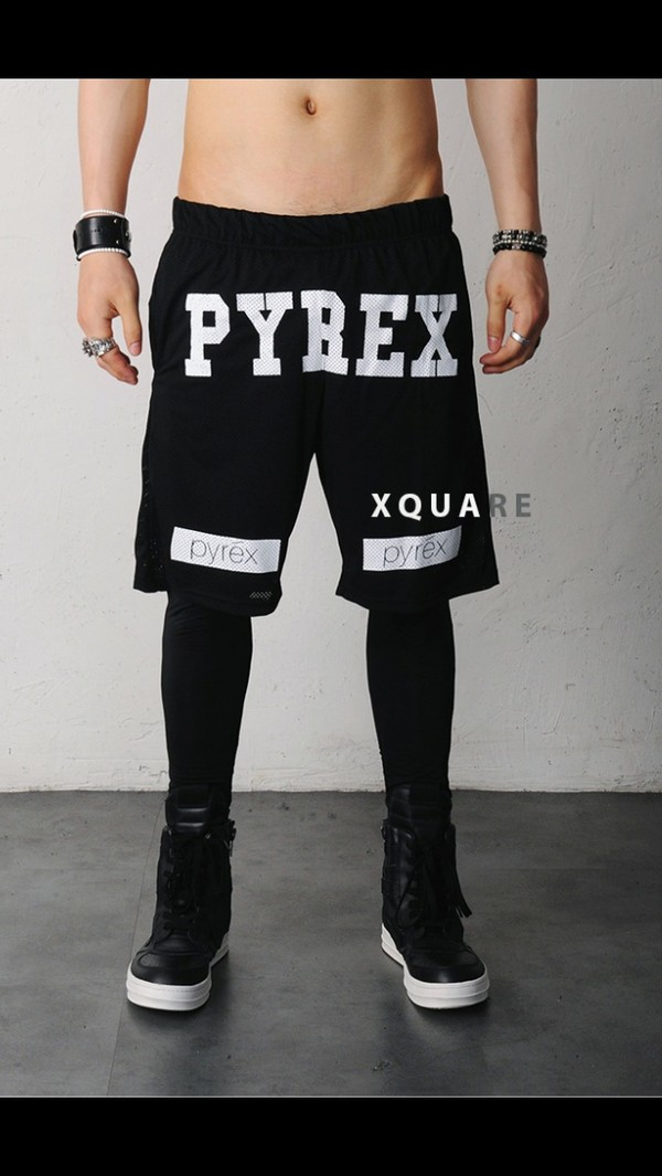 shorts pyrex