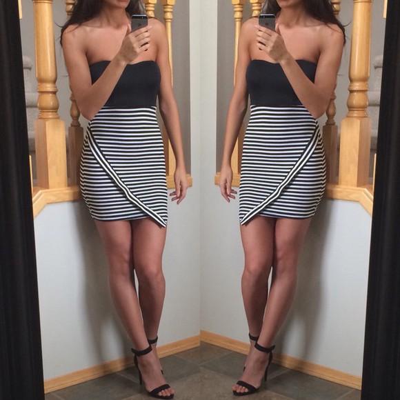 asymmetrical stripe asymmetrical dress stripe dress sweetheart dress