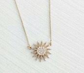 jewels,sun necklace,sun charm,sunshine,necklace,sun