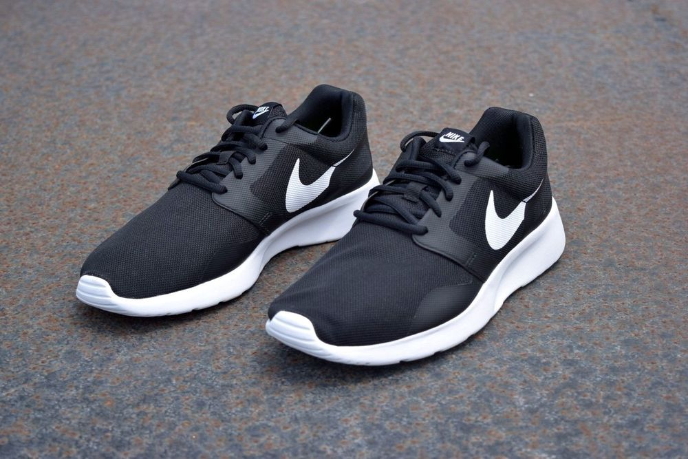 finest selection 3723f 46fc0 NEW Nike Kaishi NS Men s Athletic Casual Fashion Shoes 747492-010 Black  White