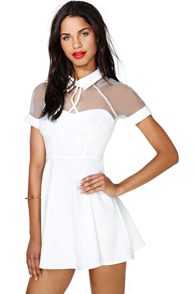 Day Dreamin' Dress at Nasty Gal