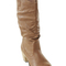Tall vegan leather cowboy boot | shop shoes at wet seal