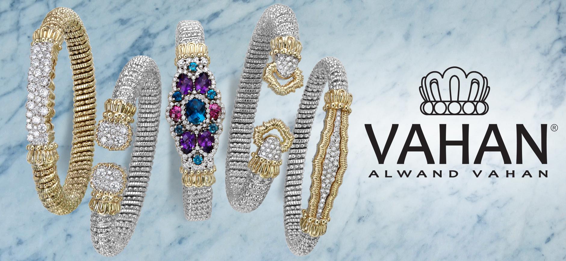 VAHAN Jewelry | Gold, Sterling Silver & Diamond Designer Jewelry