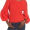 Leith bubble sleeve sweater | nordstrom