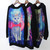 Galaxy Cat Hoodie | Crazy Cat Lady Clothing