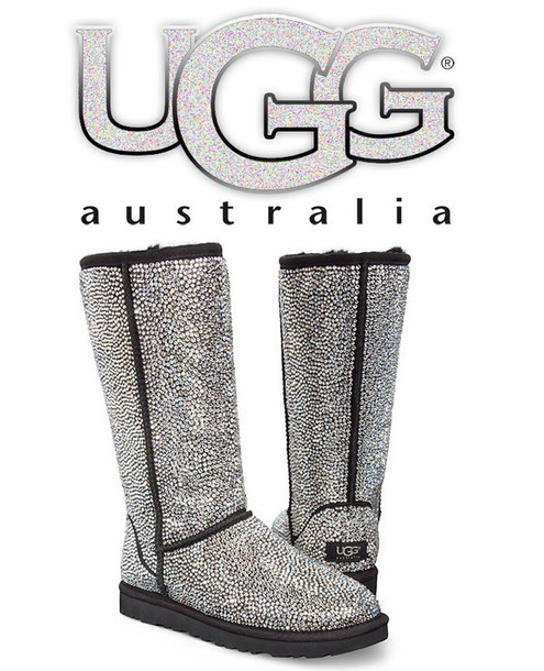 shoes swavorski ugg boots