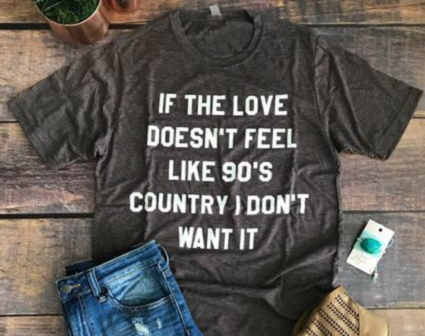shirt country