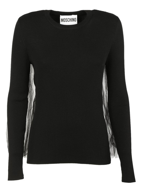Moschino sweater back