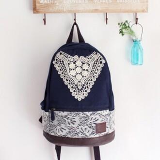 bag lace
