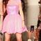 Serendipity prom -kylie jenner in sherri hill 2957 - sherri hill ny fashion week - kyliejenner2957