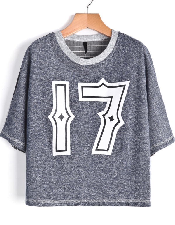 t-shirt number