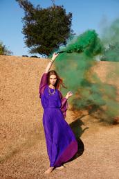 maxi dress,bogo,gypsy,pruple,boho,festival,festival dress,dress