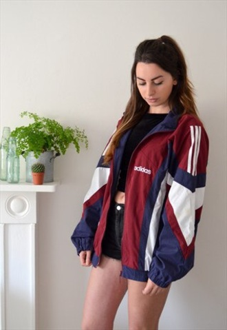 Adidas Windbreaker - Shop for Adidas Windbreaker on Wheretoget