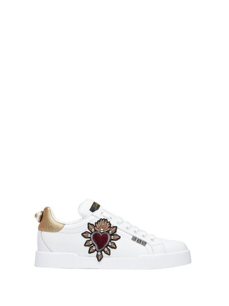 sneakers. sneakers white heart embroidered sneakers white shoes