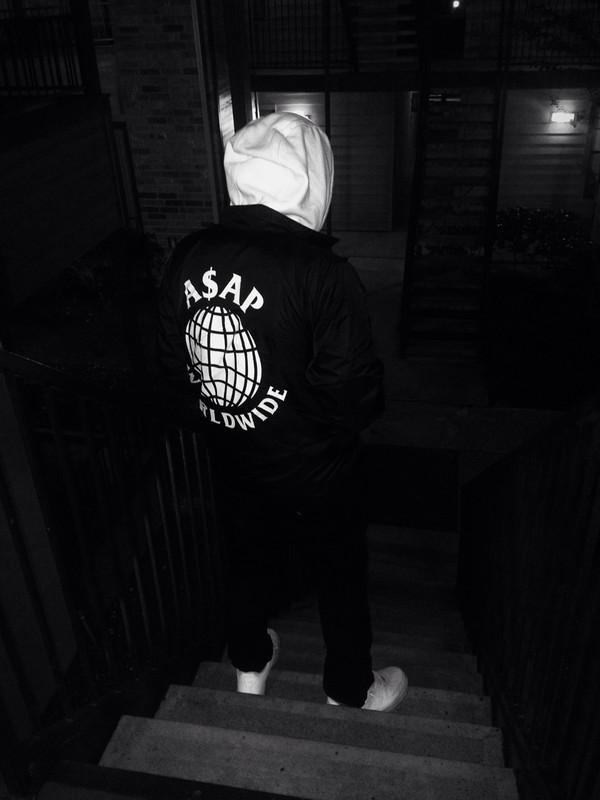 sweater ASAP Rocky