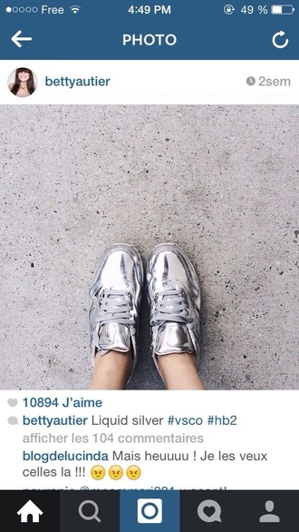 shoes metallic shoes amazing sneakers holographic shoes holographic